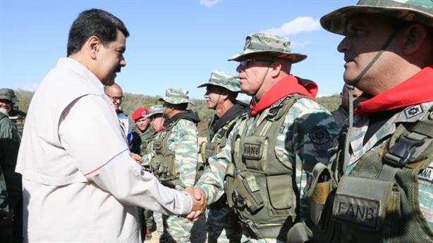 Venezuela tự tin: 6 tháng mở 2 cuộc tập trận cực lớn