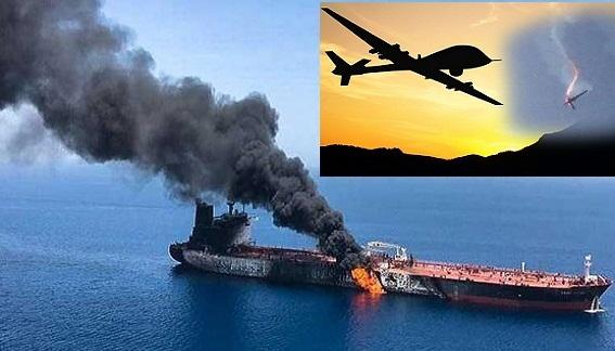 Liên quân Mỹ lấp eo Hormuz: Khởi động chiến tranh vùng Vịnh
