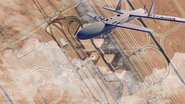 UAV cảm tử Qasef-2K và những đòn đánh Saudi không thể đỡ