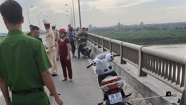 Cô gái nhảy cầu tự vẫn ở Hà Nam: Tin nhắn cuối