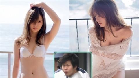 Nữ thần nội y Nhật bị đe doạ vì... quá gợi cảm