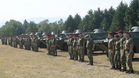 Nga tặng miễn phí số lượng lớn BRDM-2 nâng cấp cho Serbia