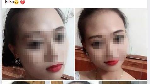 Người đẹp đâm chết tình địch: Status định mệnh của nạn nhân