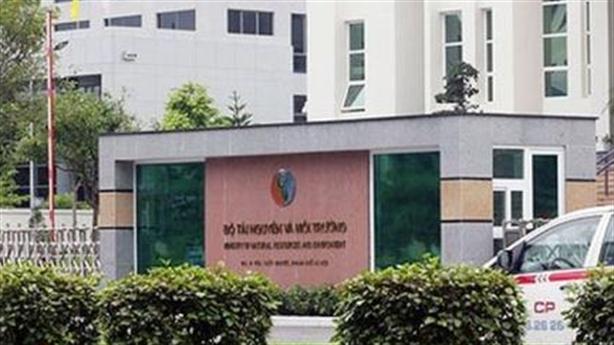 Bộ TN-MT phân trần về thiếu sót trong bổ nhiệm lãnh đạo