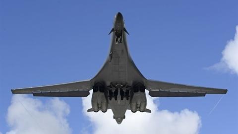 Chỉ 6 oanh tạc cơ B-1B của Mỹ sẵn sàng chiến đấu