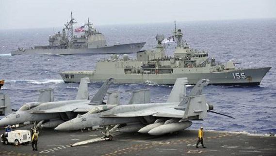 Mỹ hành động chiến lược Ấn Độ-Thái Bình Dương, TQ lo xa