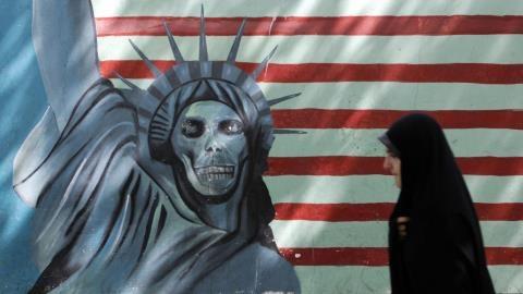 Iran mỉa Mỹ sợ sự thật, chơi trò trẻ con