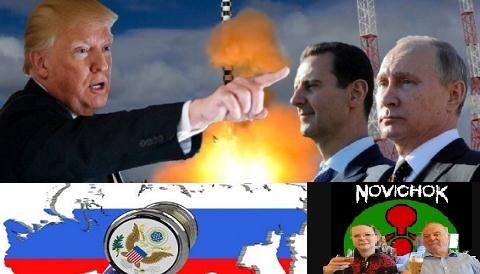 Mỹ và 72 lệnh trừng phạt Nga: Bất lực đến cùng cực