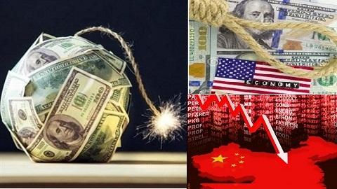 Mỹ hay Trung Quốc là bom nổ chậm kinh tế thế giới?