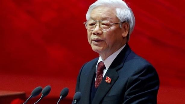 Tổng Bí thư Nguyễn Phú Trọng chia buồn với Tổng thống Mỹ