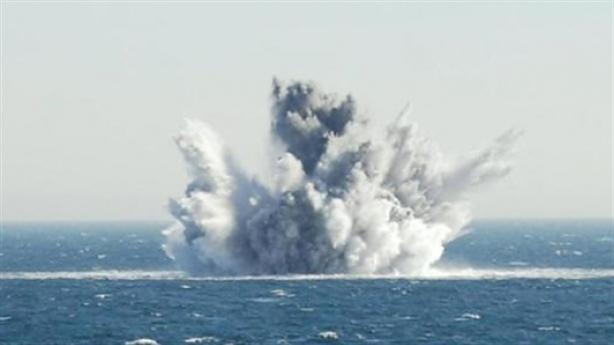 Tàu Ukraine tập diệt ngầm sau màn tấn công nhanh của Nga