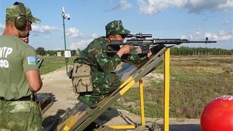 Vượt Trung Quốc, Việt Nam đứng đầu bài 5 thi bắn tỉa