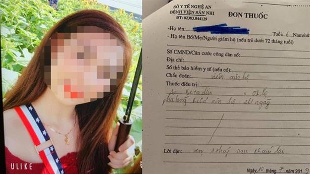 Bé gái nghi bị bạn bố xâm hại: Cha hối hận