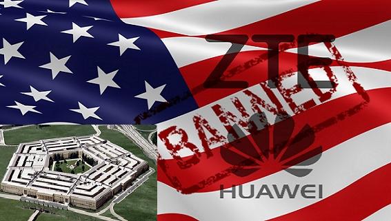 Vì sao Lầu Năm Góc chưa thể 'chia tay' với Huawei, ZTE?