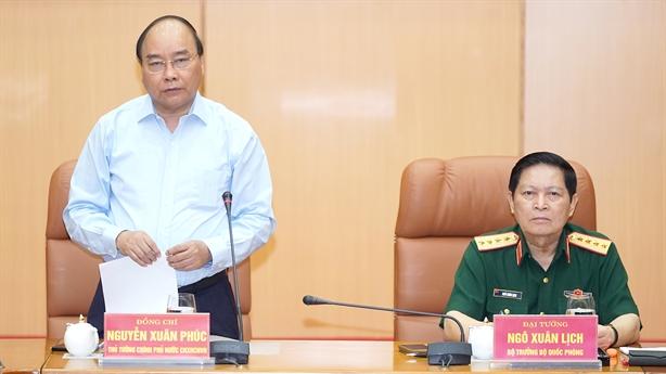 Thủ tướng yêu cầu quản lý chặt đất quốc phòng