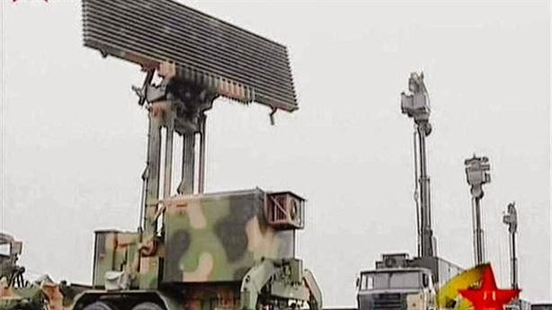 Trung Quốc sản xuất radar sóng mét bắt tiêm kích F-35