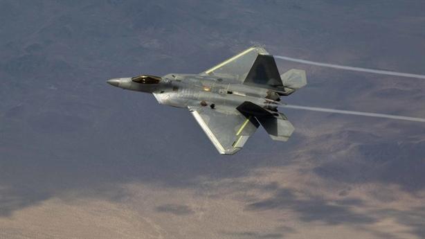 F-22 bị tóm sống ở Syria: Vì sao không dùng F-35?