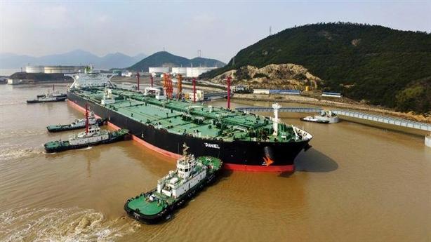 Trung Quốc tăng cường mua dầu Iran