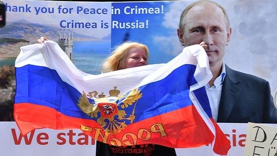 Chính khách Thổ Nhĩ Kỳ muốn công nhận Crimea của Nga