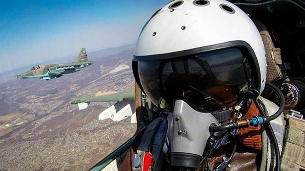 Không quân chiến đấu Nga có những gì?