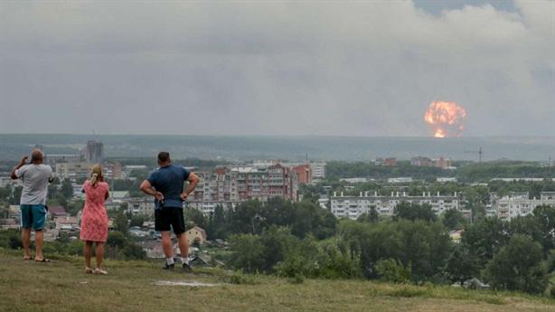 Tranh cãi mức phóng xạ tại Nga sau thử nghiệm tên lửa