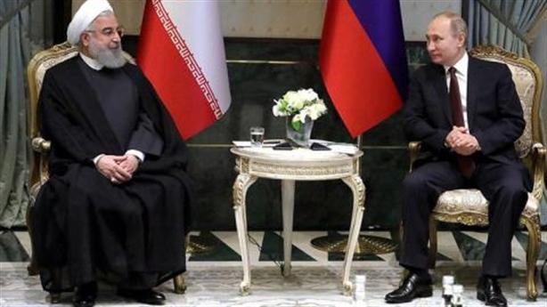 Nắm 2 cảng lớn, Nga không để Iran cô độc?