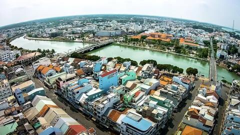 Khơi thông hạ tầng,mang diện mạo mới cho BĐS Tây Nam Bộ