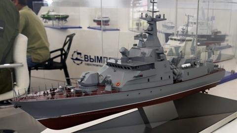 Việt Nam sắp đóng thêm 2 tàu tên lửa Molniya nâng cấp?