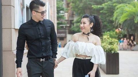 Hết lời 'nịnh' vợ đại gia,Trương Nam Thành đón niềm vui lớn
