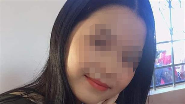 Tìm thấy nữ sinh xinh đẹp mất tích ở Nội Bài