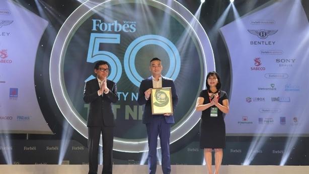 Masan trong Top 50 Công ty Niêm yết tốt nhất năm 2019