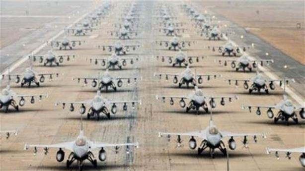 Lực lượng không quân đông nhất thế giới
