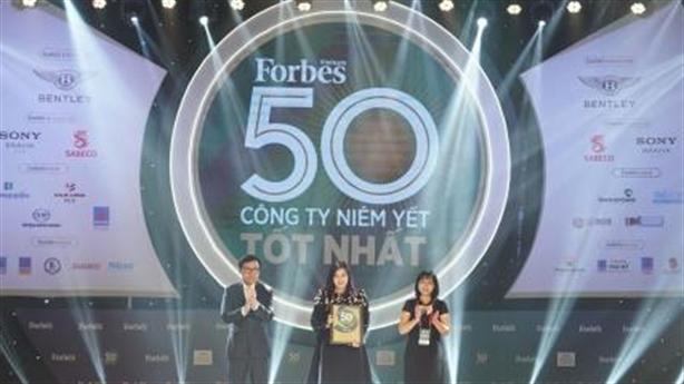 Vietjet vào Top 50 công ty niêm yết tốt nhất Việt Nam