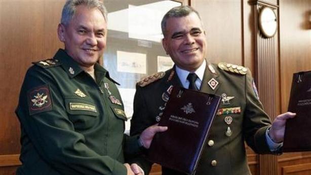 Venezuela mở cửa cho Hải quân Nga, mưu Mỹ sụp đổ