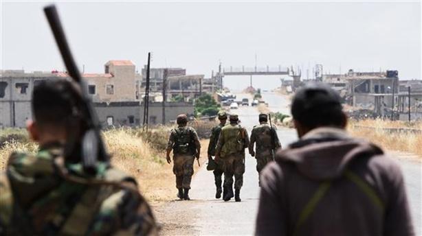 Nóng: Quân Assad bao vây lính Thổ và phiến quân Hama-Idlib