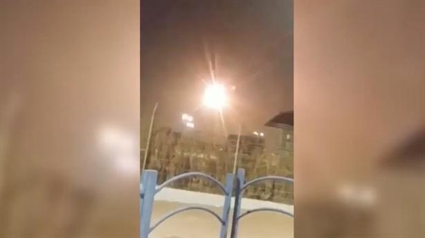 Xem Iron Dome nâng cấp xé nát tên lửa từ Gaza