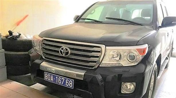 Nghệ An không bán được xe doanh nghiệp tặng: Vì sao?