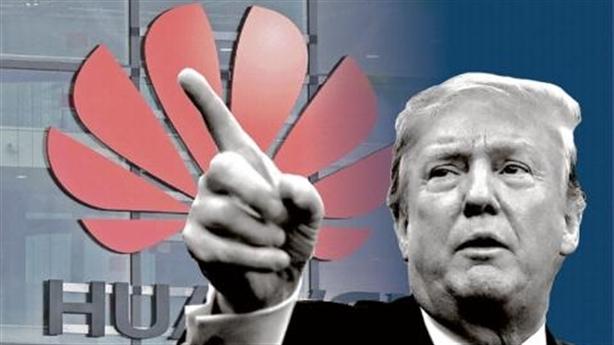 Ông Trump đang phải nhường bước trước Huawei