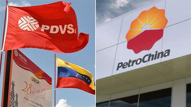 Trung Quốc vẫn mua dầu Iran nhưng từ chối dầu Venezuela
