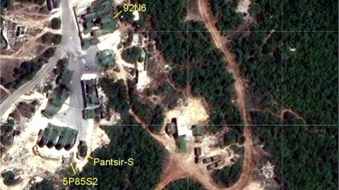 Nga làm gì với tổ hợp S-400 đặt tại Masyaf?