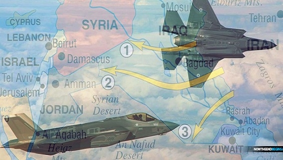 Iraq ban lệnh cấm bay, chặn Israel dạo chơi không phận