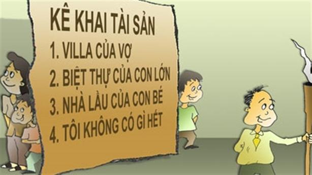 Hà Nội kiểm tra kê khai tài sản của 11 cá nhân