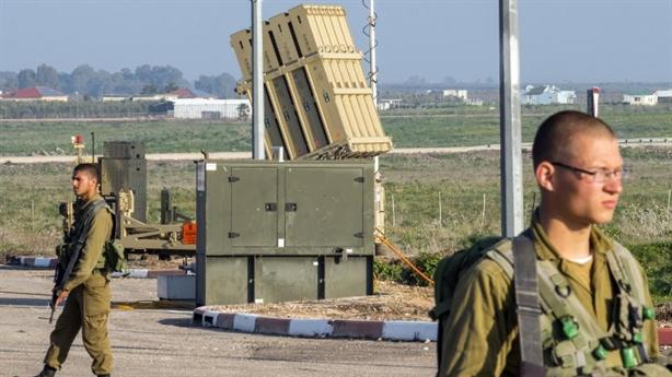 Mỹ đưa thẳng hệ thống Iron Dome đến Syria?