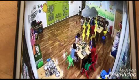 Đóng cửa trường mầm non nhốt trẻ vào tủ