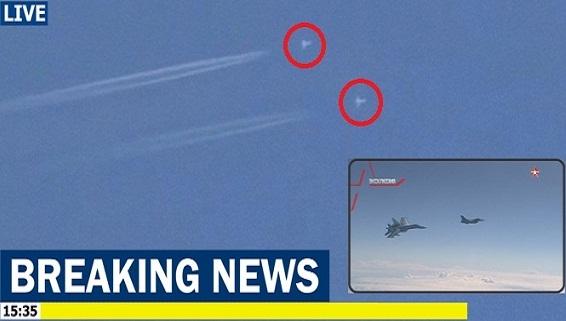 Gặp Su-35 Nga, F-16 Thổ bỏ Khan Shaykhun bay tuốt về nước