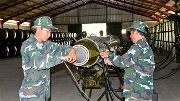 Việt Nam tự nâng cấp thành công tên lửa phòng không