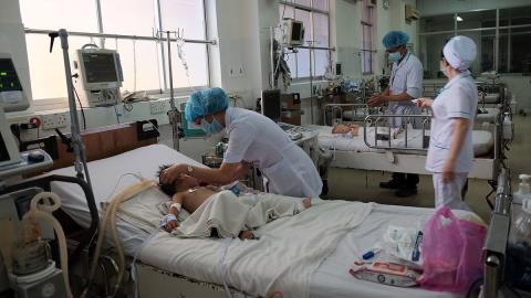 Phòng chống dịch sốt xuất huyết bùng phát tại Khánh Hòa