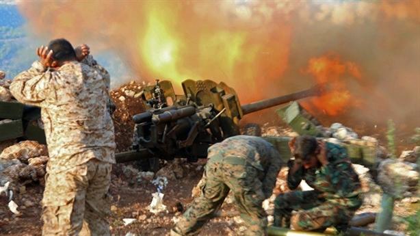 SAA cô lập Khan Sheikhoun, Thổ giải vây bất thành
