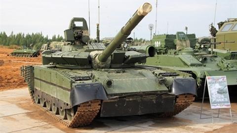 Nga thay mới T-80BVM cho Quân khu phía Đông nhanh chóng mặt