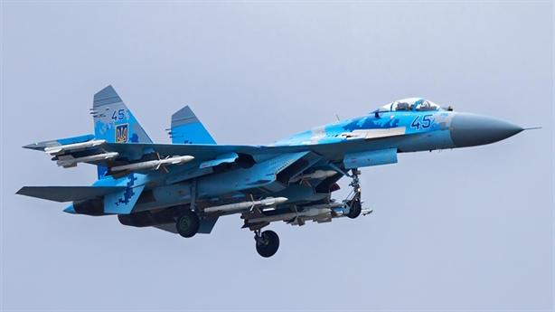 Ukraine hoàn thành nâng cấp Su-27 theo chuẩn NATO